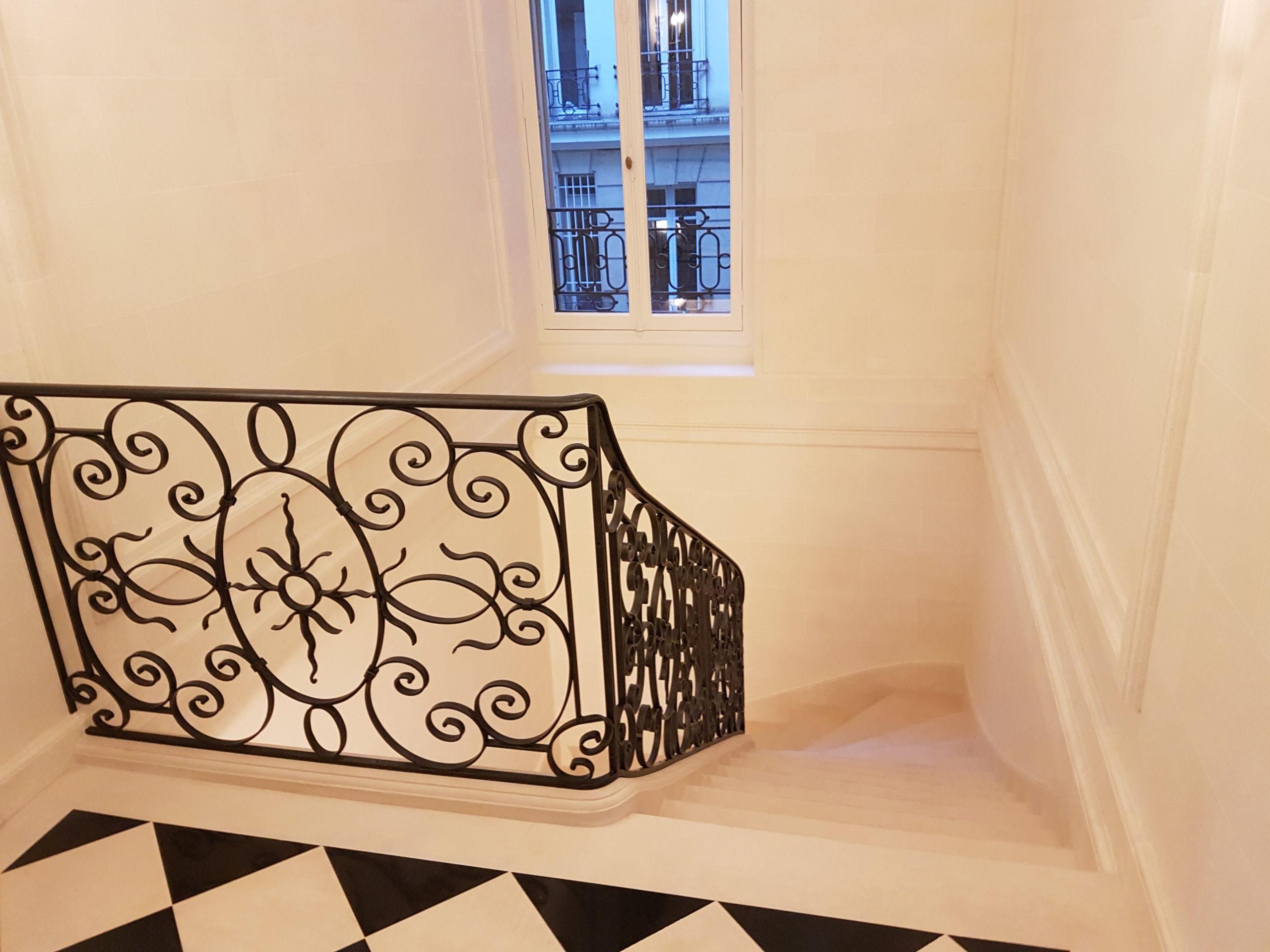 Très bel escalier