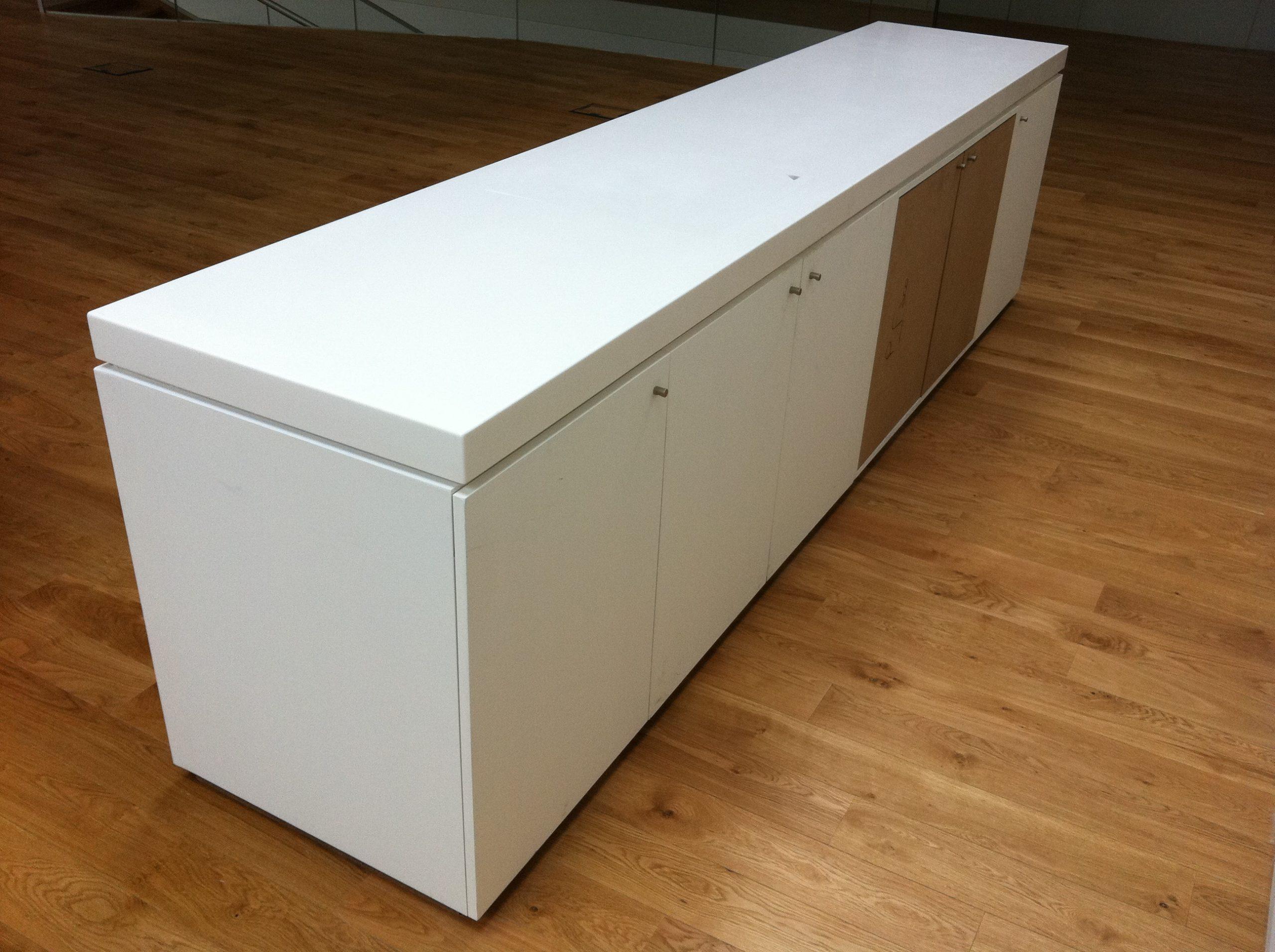 meuble de rangement sur-mesure